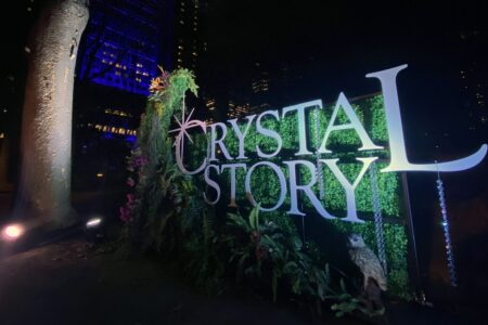 CRYSTAL STORY -不思議の森と女神- (SQUARE ENIX)